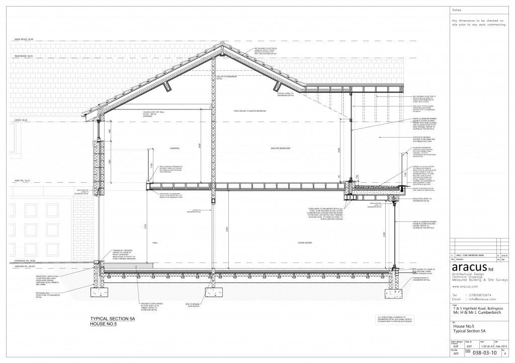 038-03-10A - No.5 - Typical Section 5A